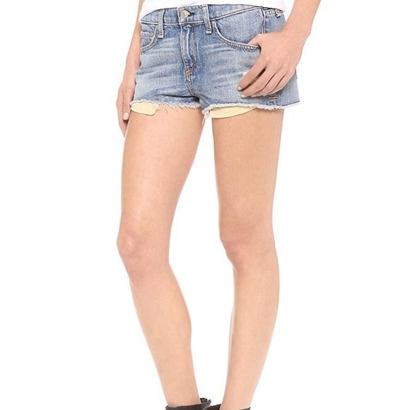 Rag and bone | the Mila denim shorts